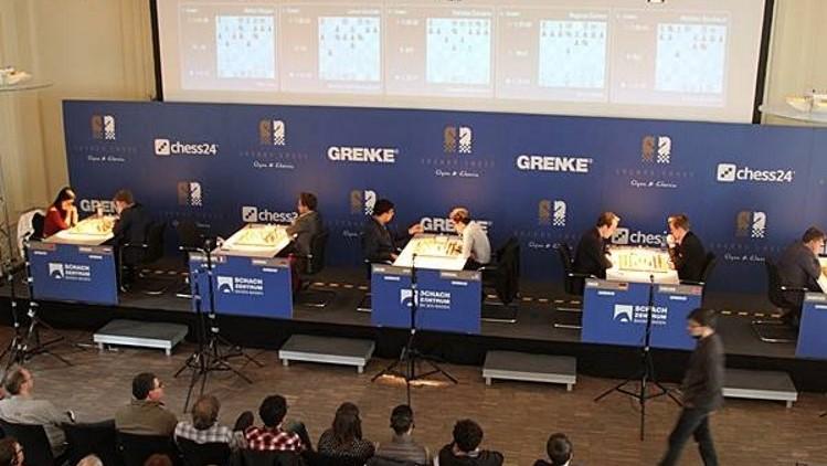 Grenke Chess Classic 2018 ronde 5