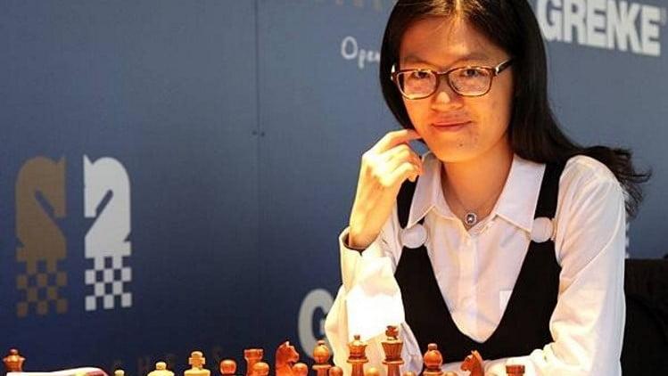 Grenke Chess Classic 2018 ronde 6 Hou Yifan