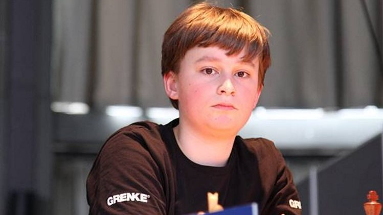 Grenke Chess Open 2018 Vincent Keymer