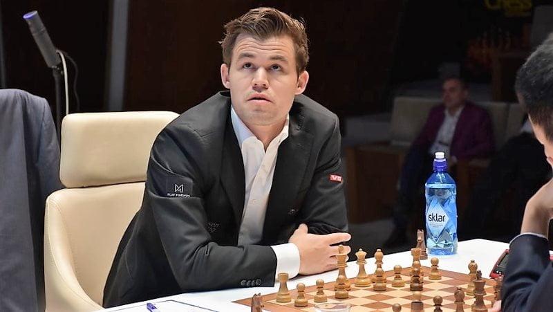 Magnus Carlsen remporte Shamkir Chess 2018
