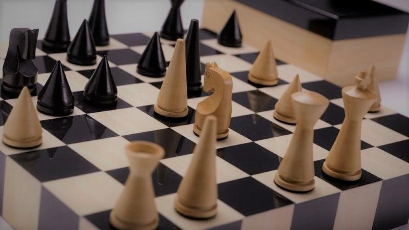 Sélection jeu d'échecs échiquiers design