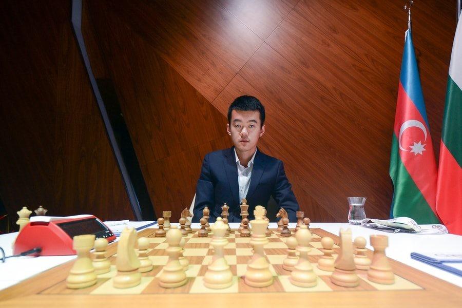 Shamkir Chess 2018 ronde 4 Liren Ding