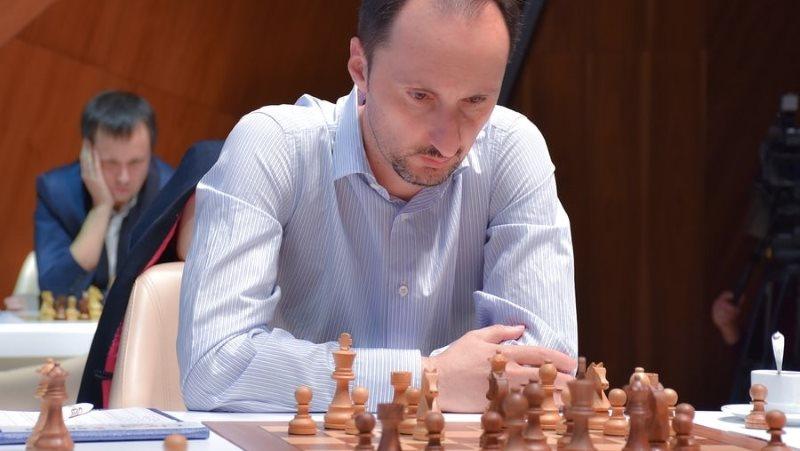 Shamkir Chess 2018 ronde 4 Veselin Topalov