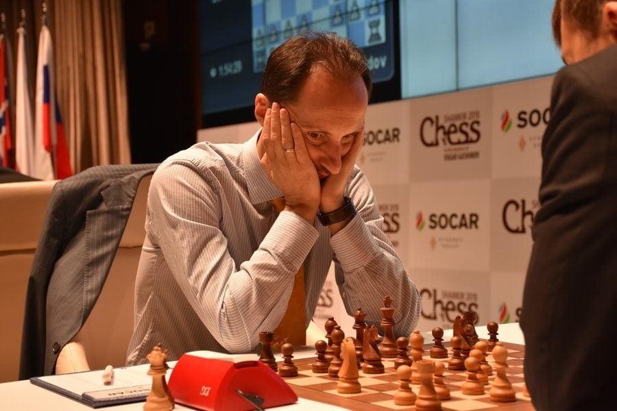 Shamkir Chess 2018 ronde 9 Veselin Topalov