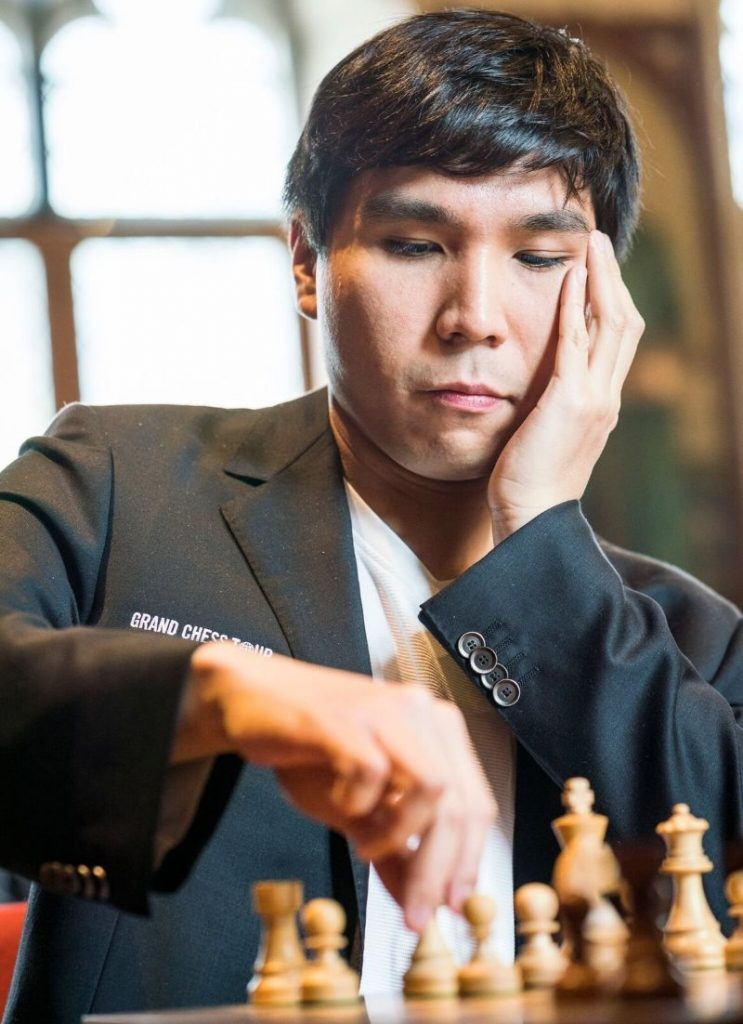Wesley So Your Next Move Grand Chess Tour 2018