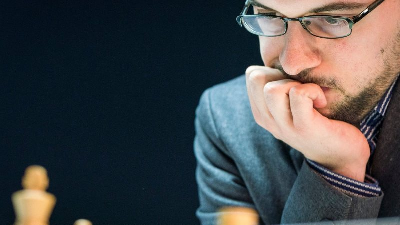 Norway Chess 2018 ronde 2 Maxime Vachier-Lagrave