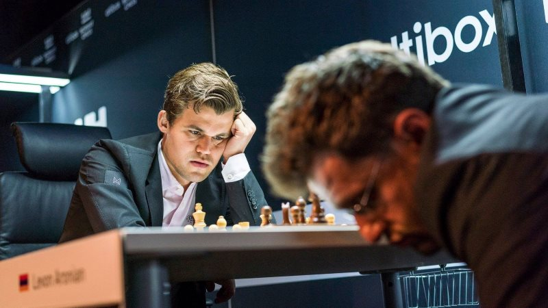 Norway Chess 2018 ronde 3 Magnus Carlsen