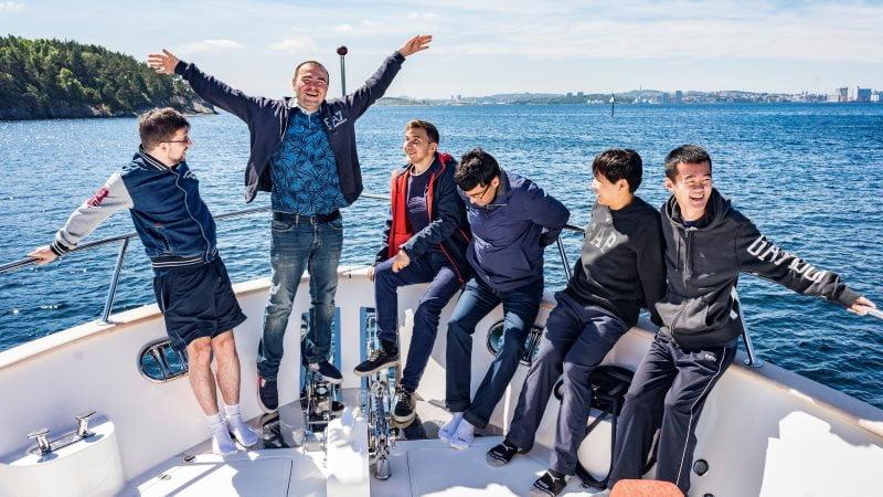 Norway Chess 2018 jour repos 2