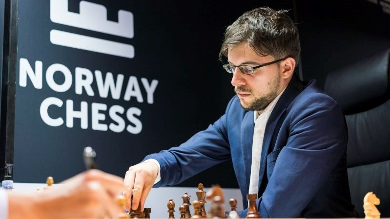 Norway Chess 2018 ronde 4 Maxime Vachier-Lagrave