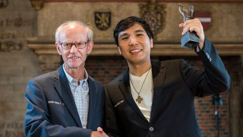 Wesley So remporte le Your Next Move Grand Chess Tour 2018