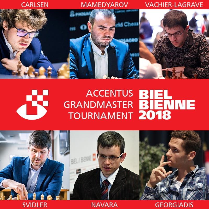 Tournoi Grands-Maîtres ACCENTUS Bienne 2018