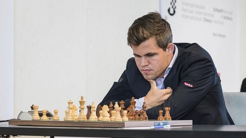 Tournoi Grands-Maîtres au Festival des échecs de Bienne 2018 ronde 2