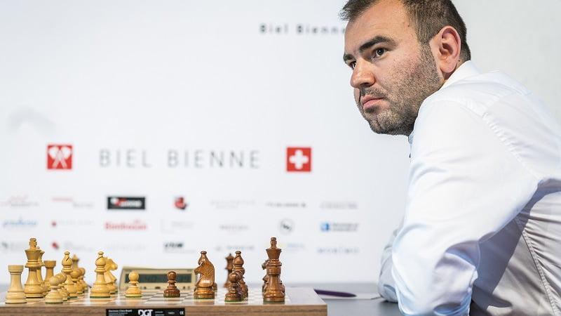 Tournoi des Grands-Maîtres au Festival des échecs à Bienne 2018 ronde 6