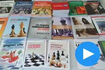 Boutique livres jeu échecs