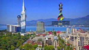 Olympiade d'échecs 2018 Batumi Géorgie