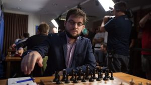 Sinquefield Cup 2018 ronde 2 Maxime Vachier-Lagrave