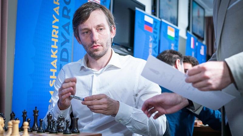Sinquefield Cup 2018 ronde 3 Alexander Grischuk