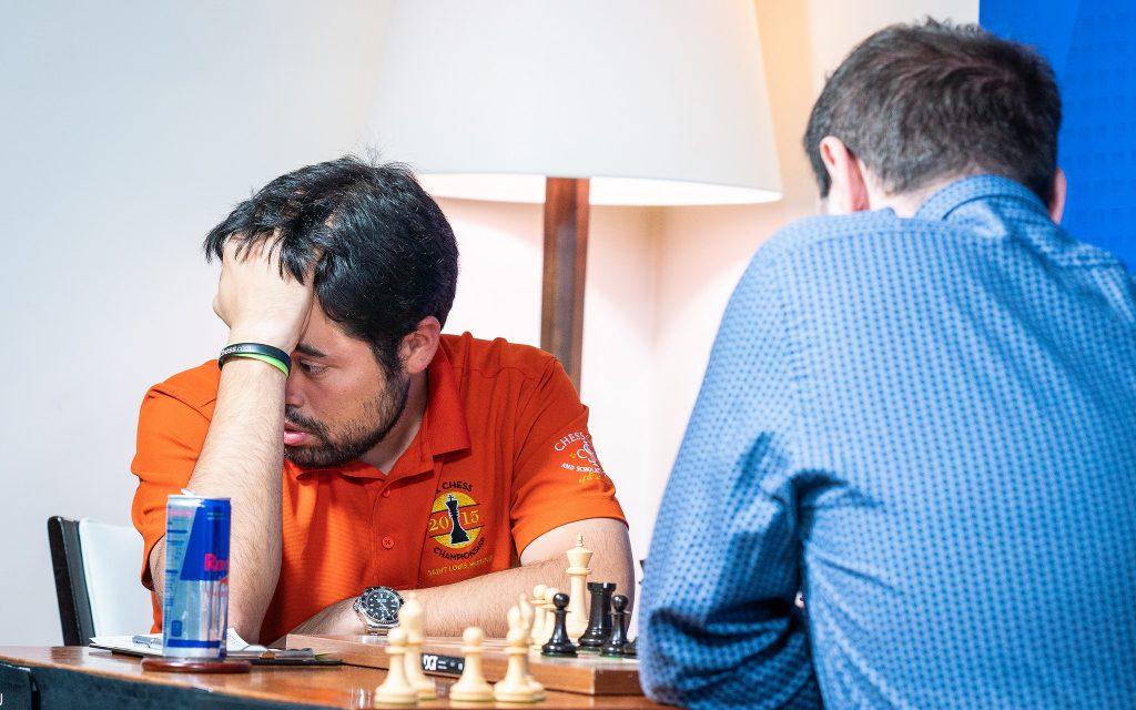 Sinquefield Cup 2018 ronde 5 Nakamura-Mamedyarov