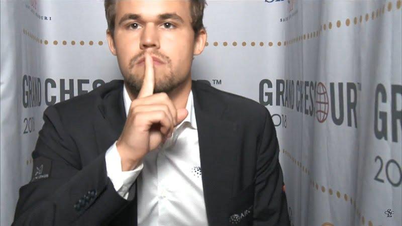 Sinquefield Cup 2018 ronde 7 Carlsen confessionnal
