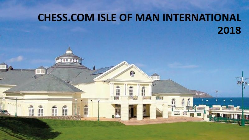 Isle of Man International 2018
