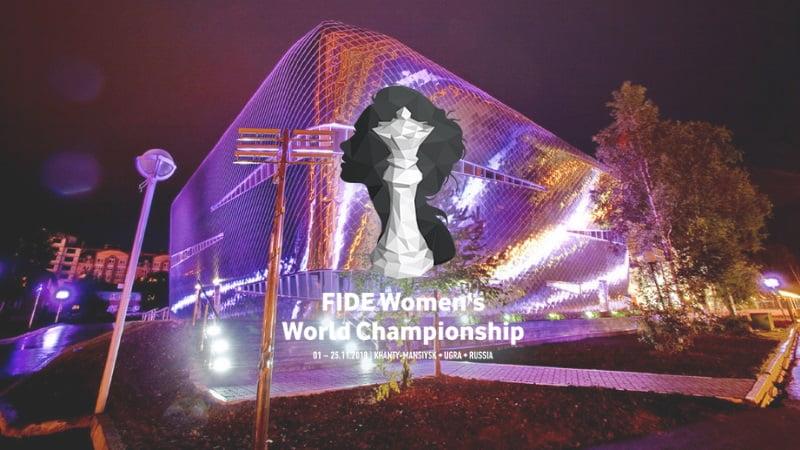 Championnat du Monde d'échecs féminin KO 2018