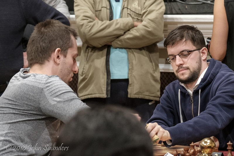 Isle of Man International 2018 r9 Vachier-Lagrave Grischuk