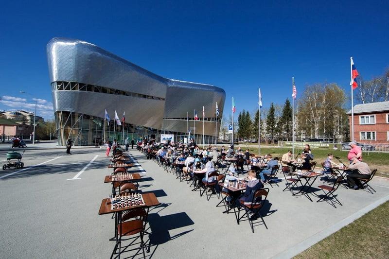 Ugra Chess Academy, Khanty-Mansiïsk, Russie