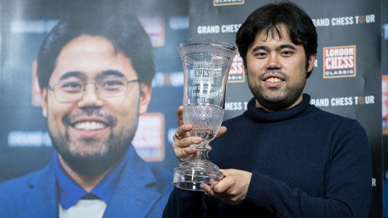 Hikaru Nakamura Champion Grand Chess Tour 2018