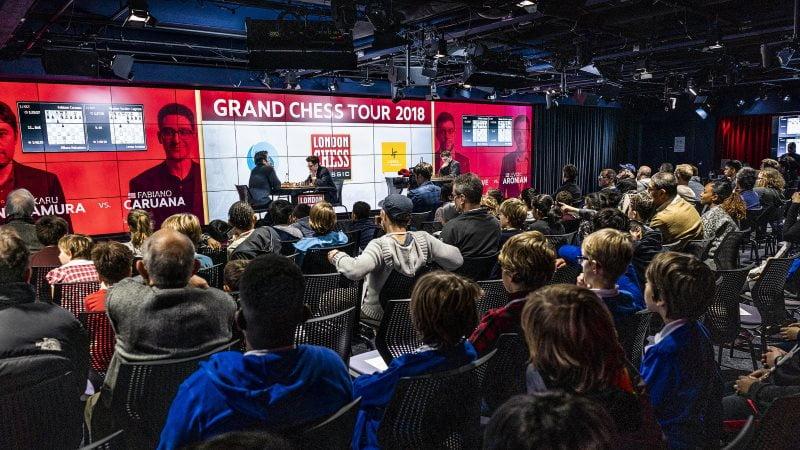 London Chess Classic 2018 Demi-finales partie 2