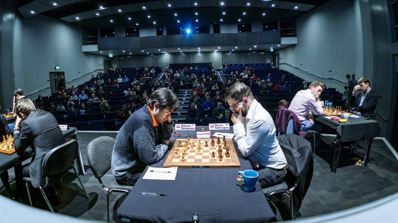 London Chess Classic 2018 Finale Grand Chess Tour partie 1