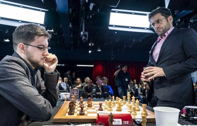 London Chess Classic 2018 Vachier-Lagrave Aronian