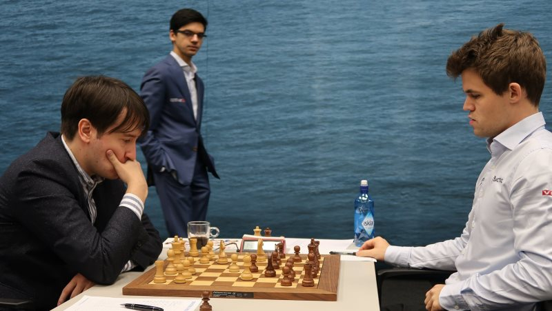 Tata Steel Chess 2019 ronde 11