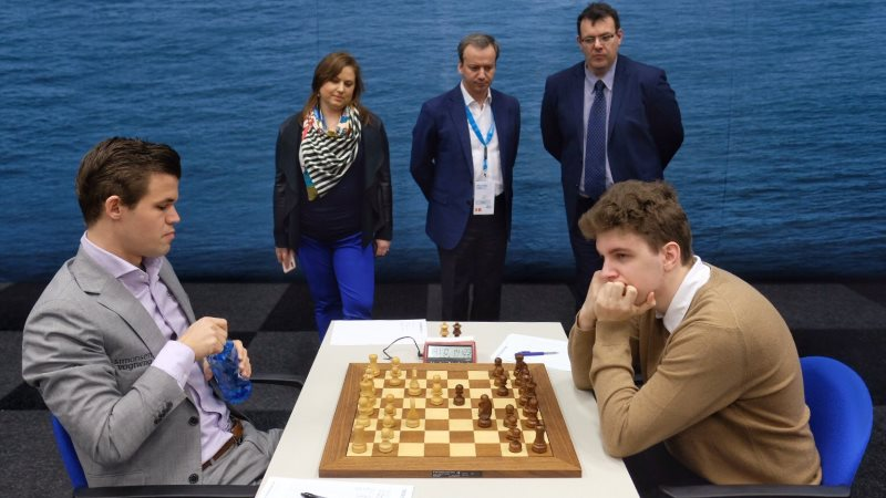 Tata Steel Chess 2019 ronde 12
