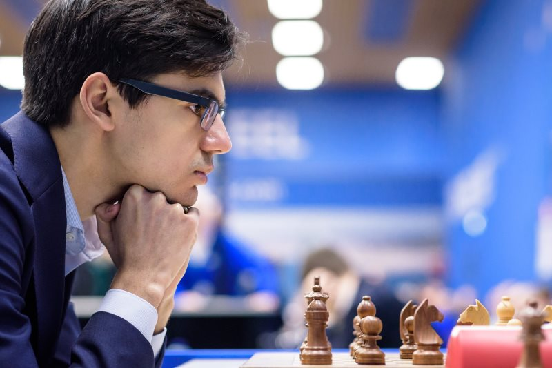 Tata Steel Chess 2019 ronde 4 Anish Giri