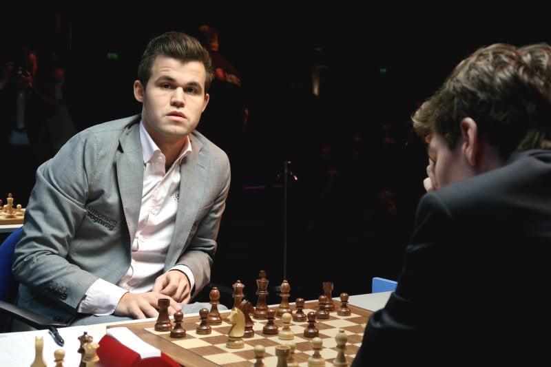 Tata Steel Chess 2019 ronde 5 Magnus Carlsen