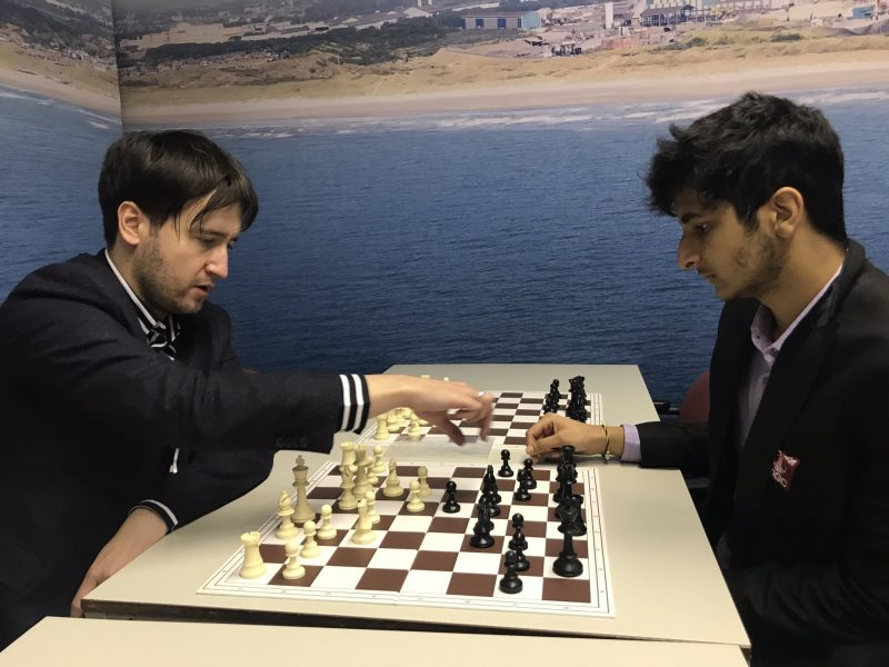 Tata Steel Chess 2019 ronde 7 Radjabov-Vidit