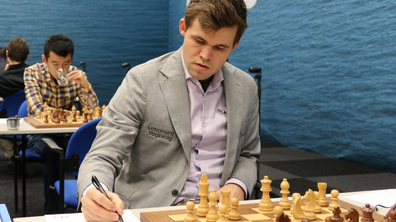 Tata Steel Chess 2019 ronde 8