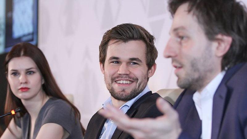 Magnus Carlsen remporte Shamkir Chess 2019