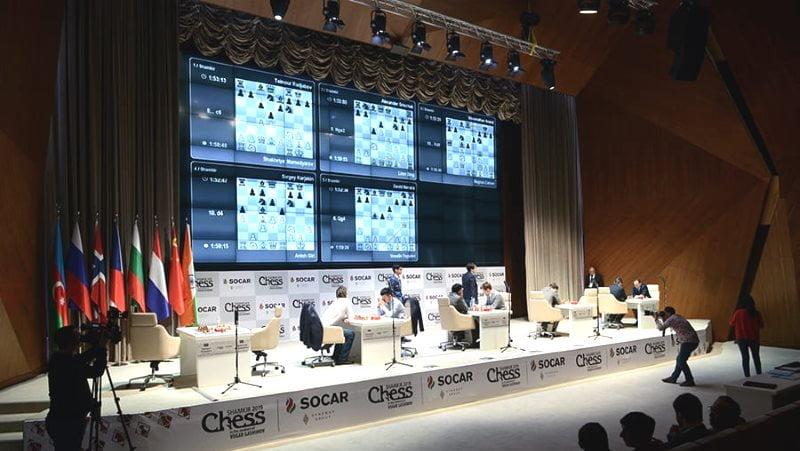 Shamkir Chess 2019 ronde 2