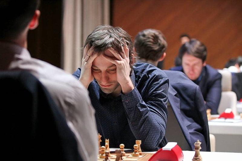 Shamkir Chess 2019 ronde 5 Alexander Grischuk