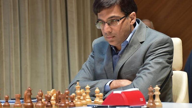Shamkir Chess 2019 ronde 5 Viswanathan Anand