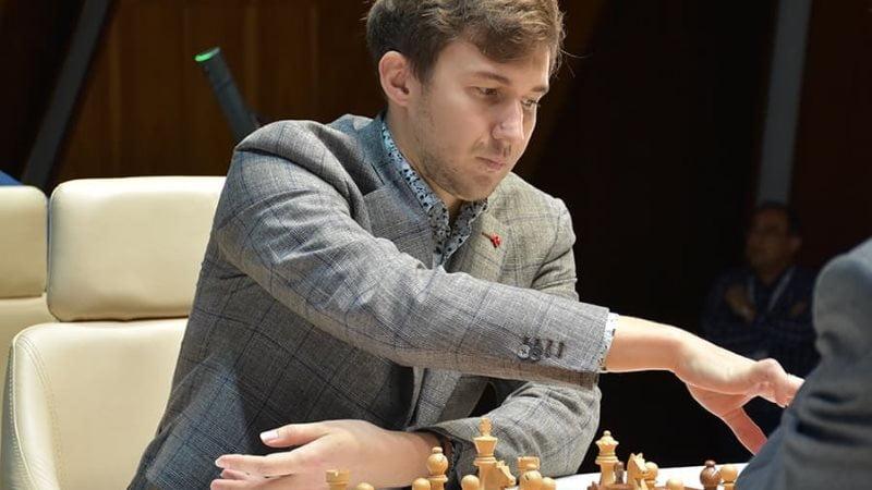 Shamkir Chess 2019 ronde 6 Sergey Karjakin