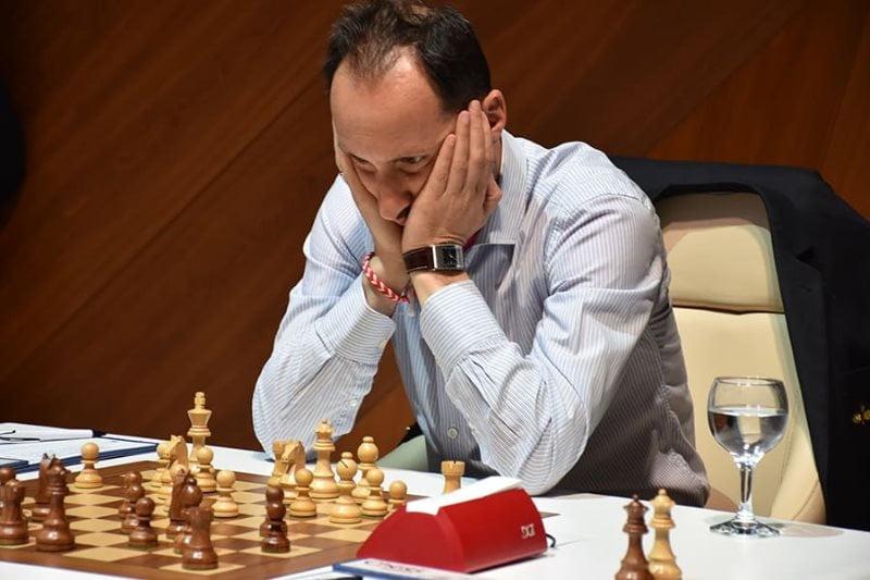 Shamkir Chess 2019 ronde 6 Veselin Topalov