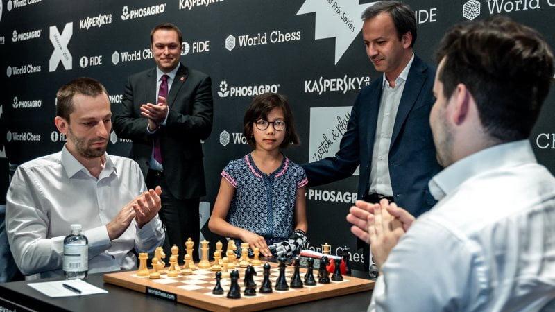 Grand Prix FIDE Moscou 2019 Finale