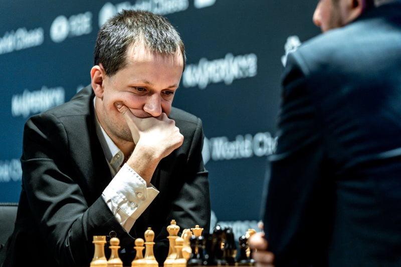 Grand Prix FIDE Moscou 2019 ronde 2 Radoslaw Wojtaszek