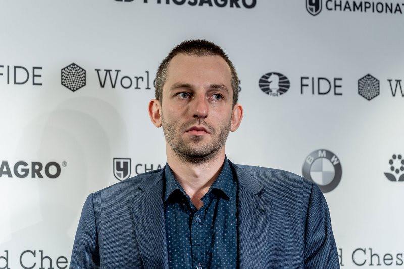 Grand Prix FIDE Moscou 2019 ronde 3 Alexander Grischuk