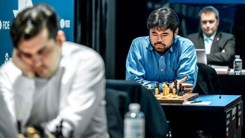 Grand Prix FIDE Moscou 2019 ronde 3
