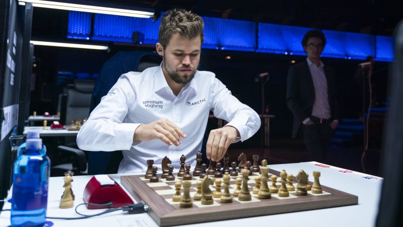 Magnus Carlsen remporte le Norway Chess 2019