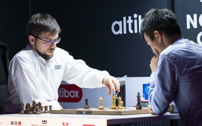 Norway Chess 2019 Maxime Vachier-Lagrave