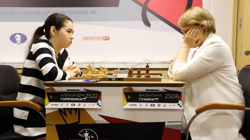 Tournoi Candidates 2019 Kazan ronde 2